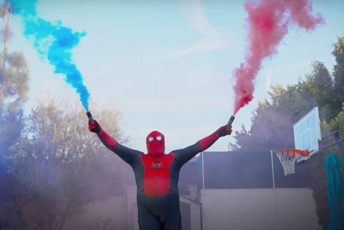 Jack Black as Spider-Man