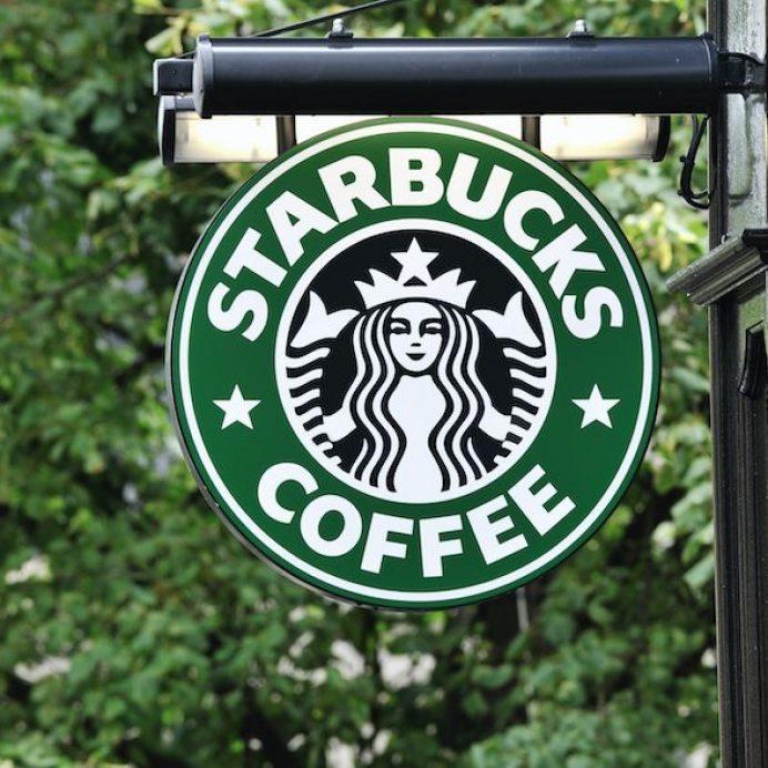 Starbucks drink bags
