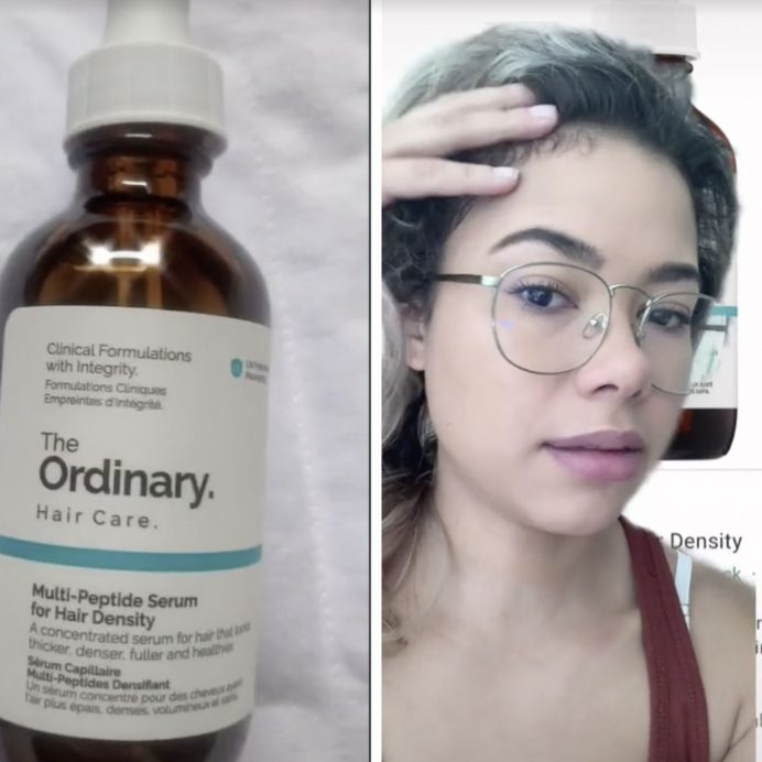 hair growth serum tiktok