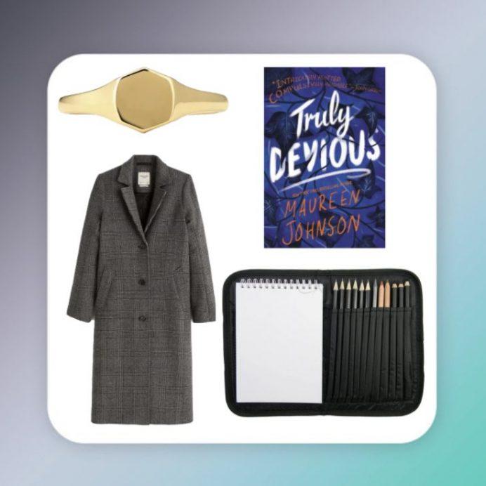 Abercrombie & Fitch, Kendra Scott, Amazon, Barnes & Noble