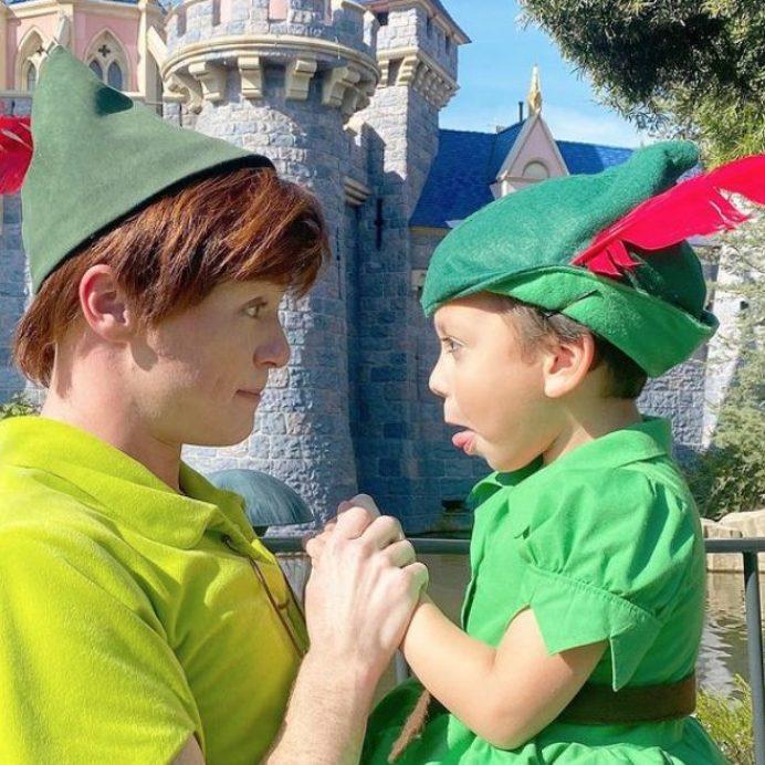 California Disney Fam