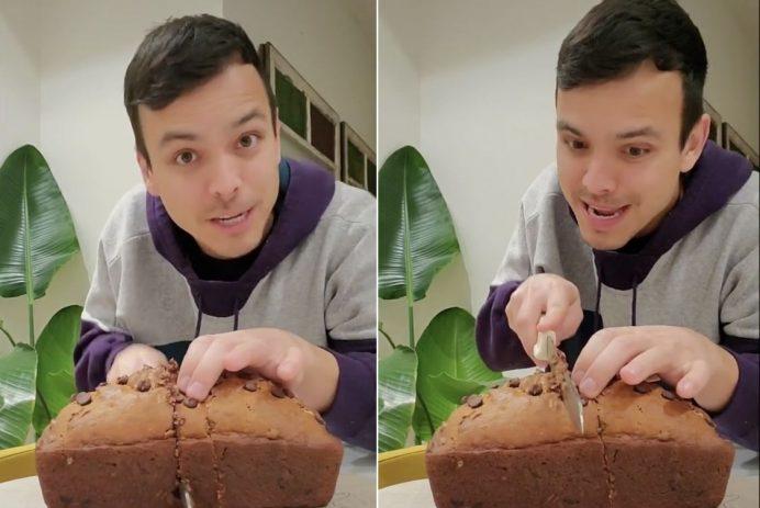 TikTok baking hack