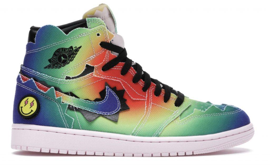 Nike Air Jordan 1 High x J Balvin
