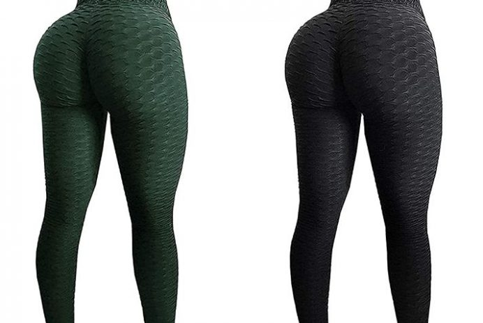 Amazon butt lift leggings