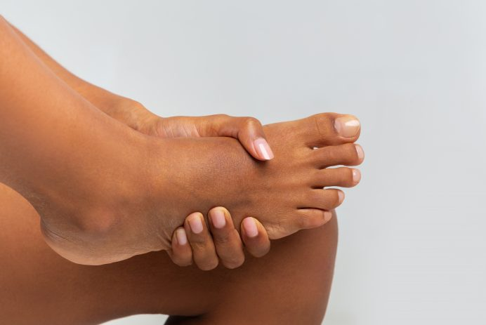 exfoliating foot cream