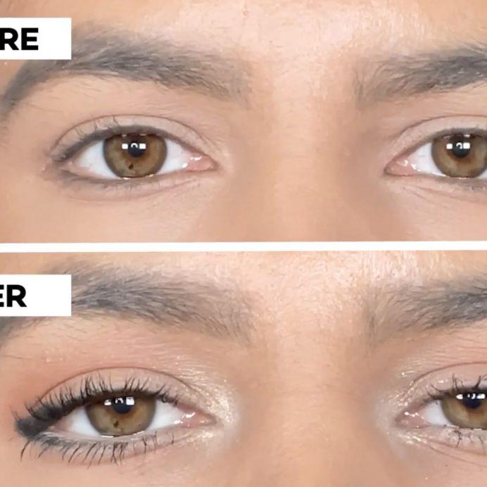 make eyes look more awake