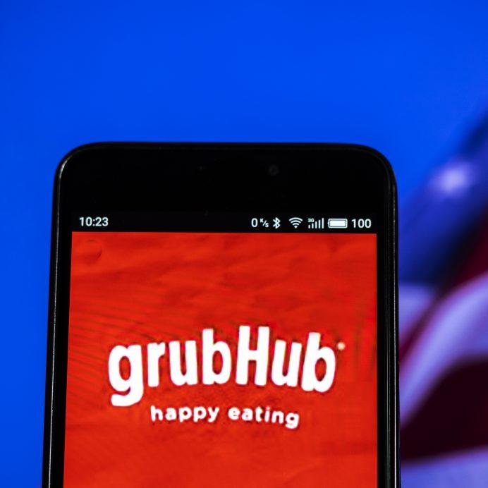 popular food order grubhub
