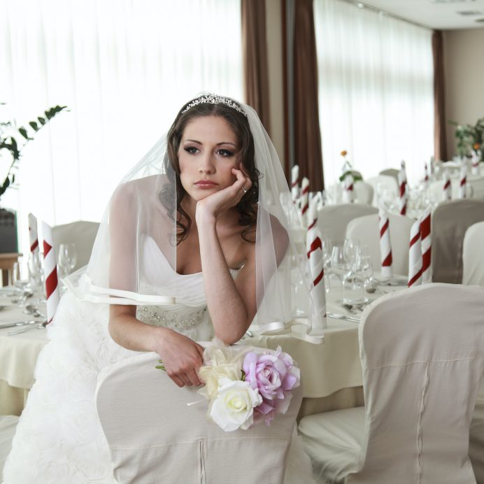 wedding professionals marriage won't last