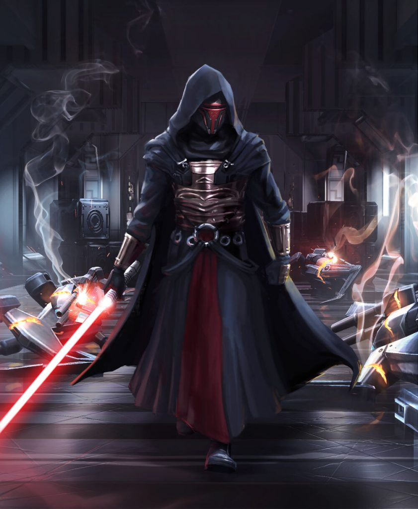 Star Wars Kotor Remake Rumored To Be In Production