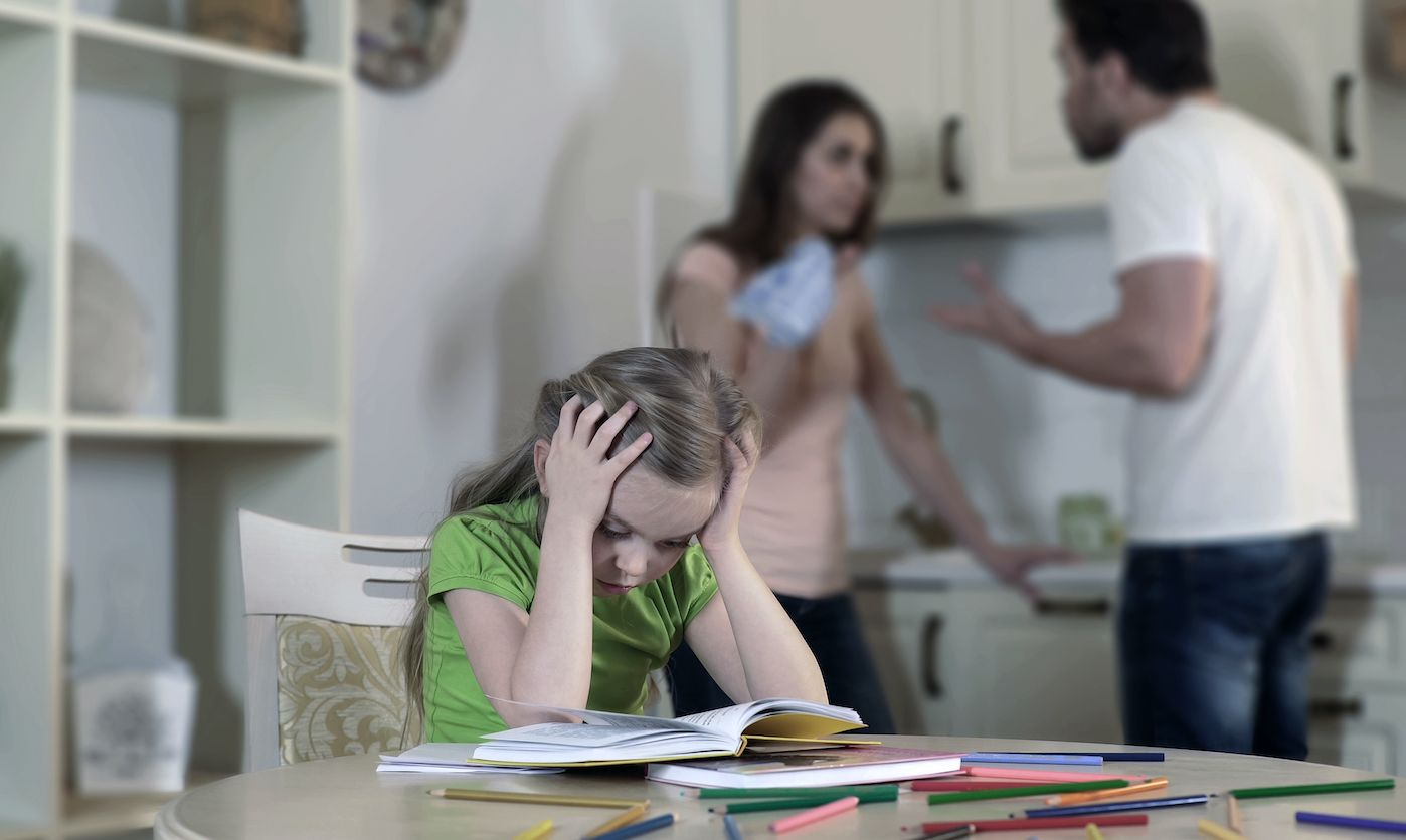 Dad taken aback by wife's 'selfish' parenting decision: 'You two need therapy'