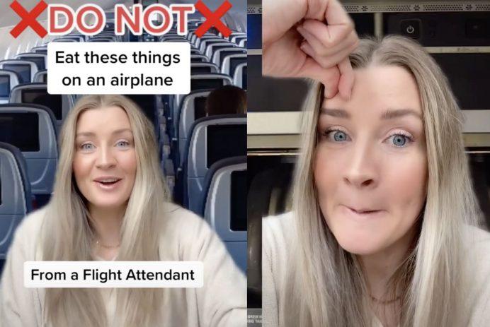 disgusting plane water