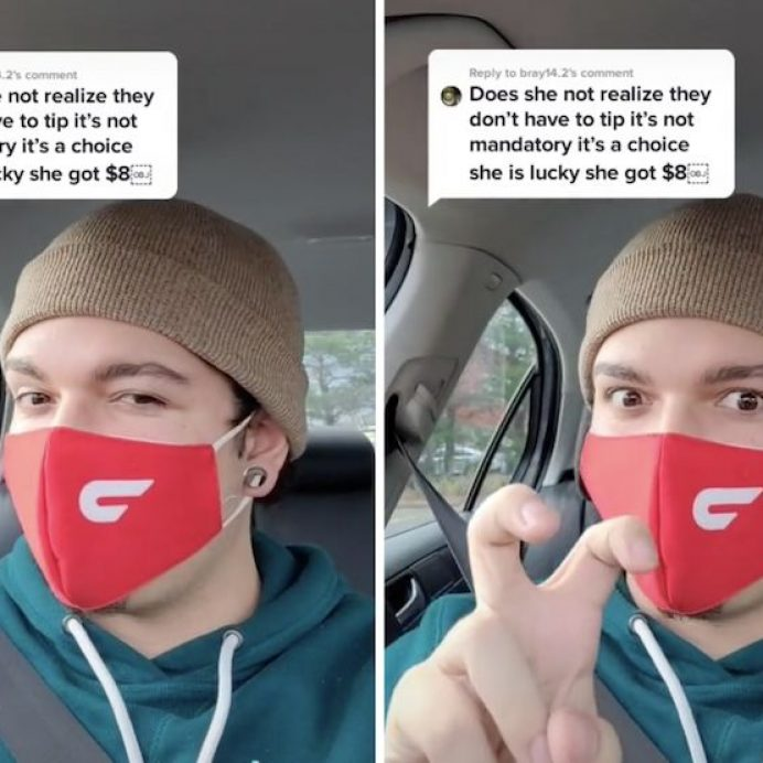 DoorDash driver tips