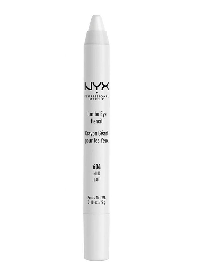 a large crayon-sized eyeline