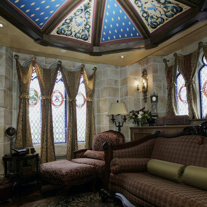 cinderella castle suite disney