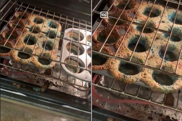 worst baking fail