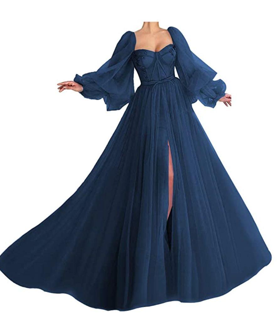 TikTok Bridgerton Amazon ball gown