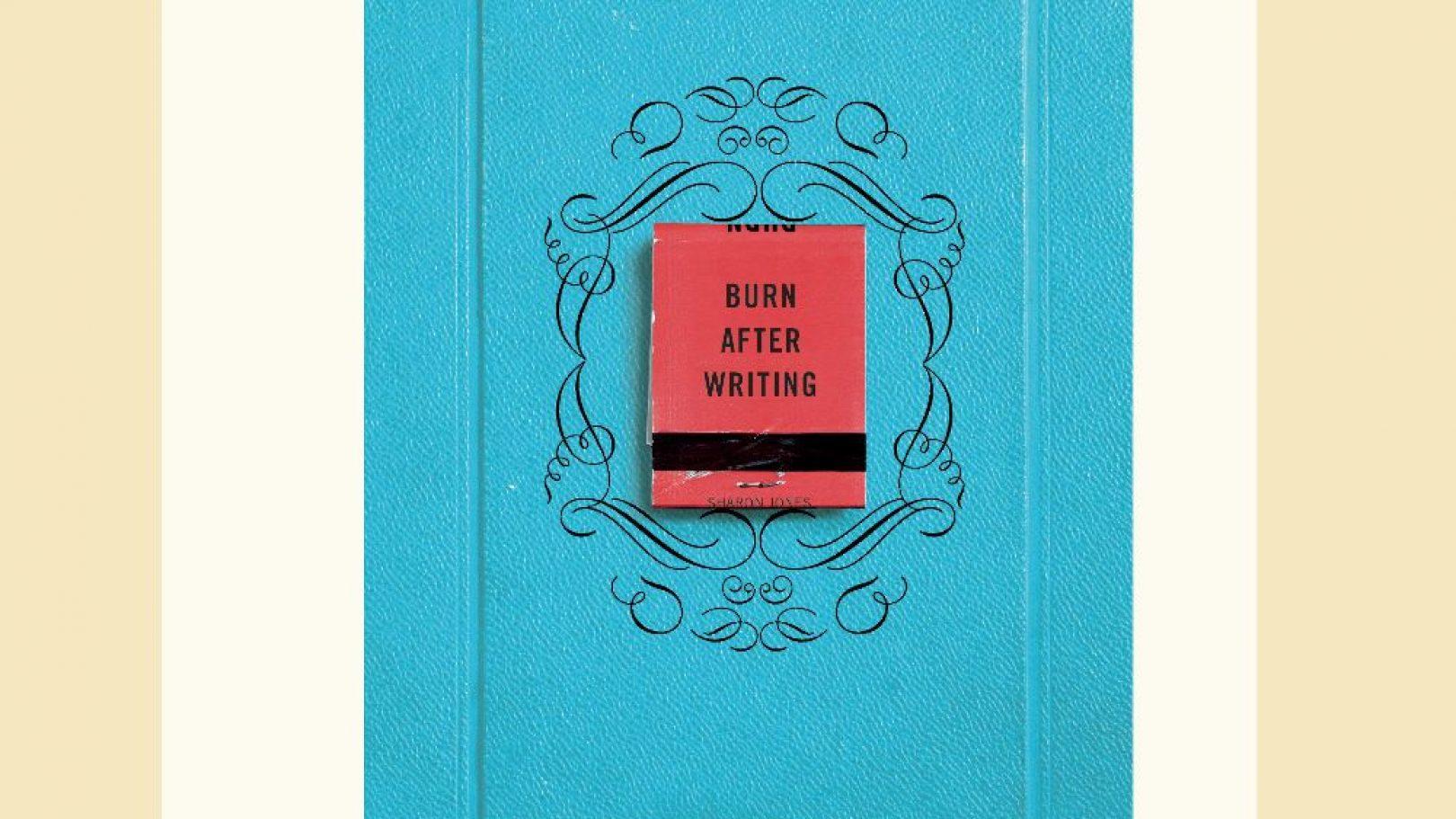 Burn After Writing TikTok book