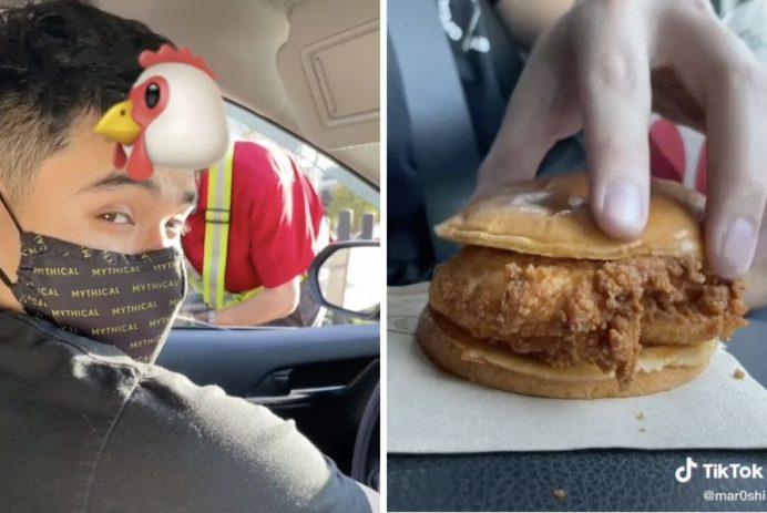 Chick-fil-A menu hack