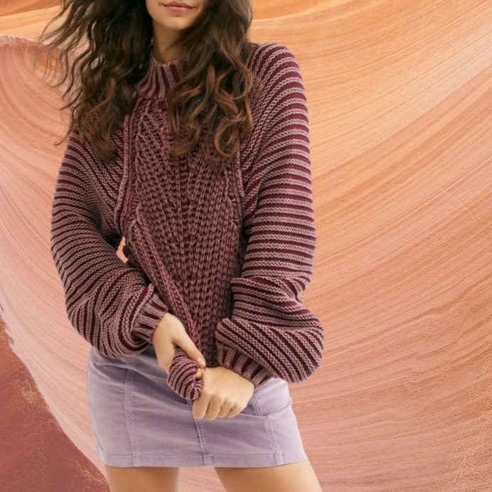 Nordstrom chunky sweater