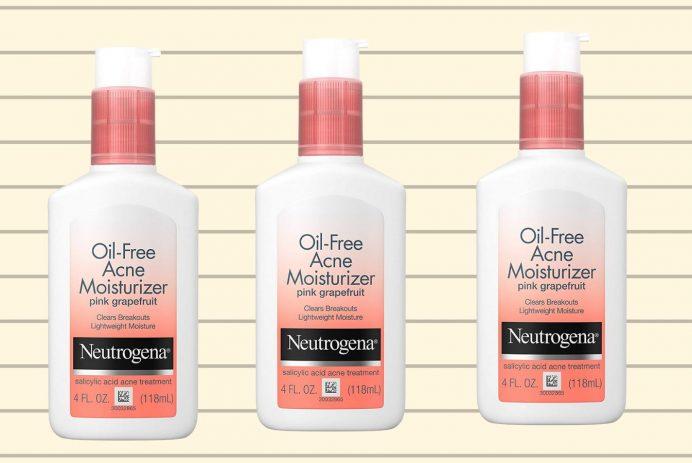 oil-free acne moisturizer