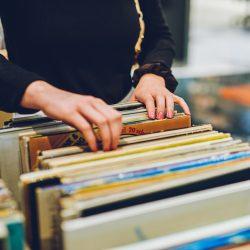 Vinyl TikTok