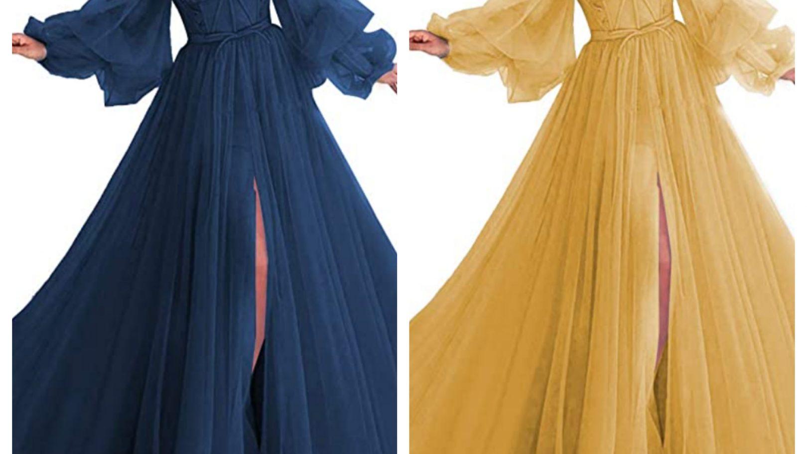 TikTok Bridgerton ball gown