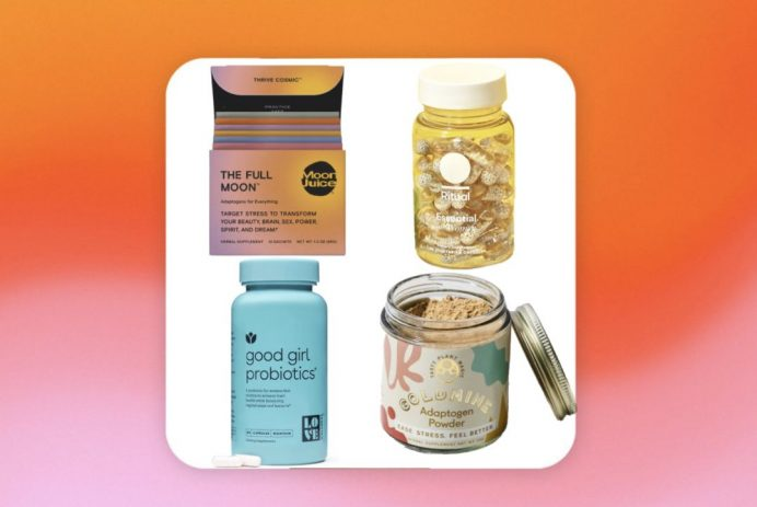 Ritual, Love Wellness, Moon Juice, Goldmine