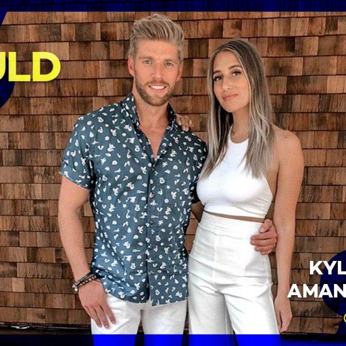 Kyle Cooke, Amanda Batula