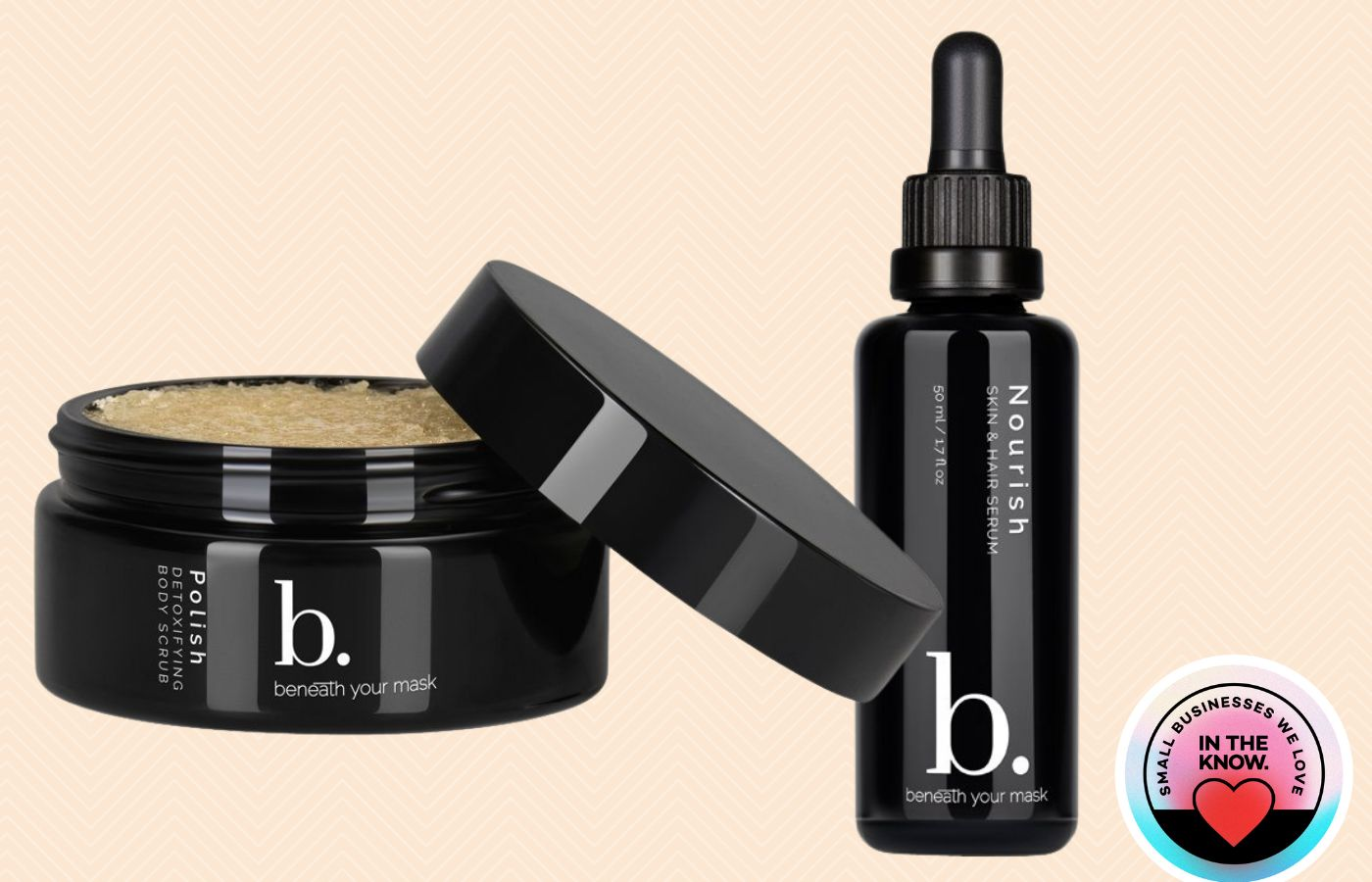 Beneath your Mask is the woman-founded beauty brand you need to know