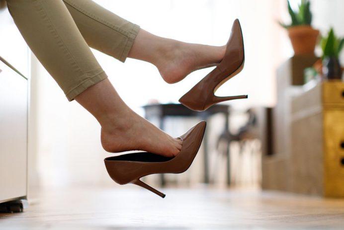 large women's shoes