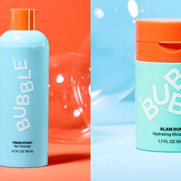 bubble skin care