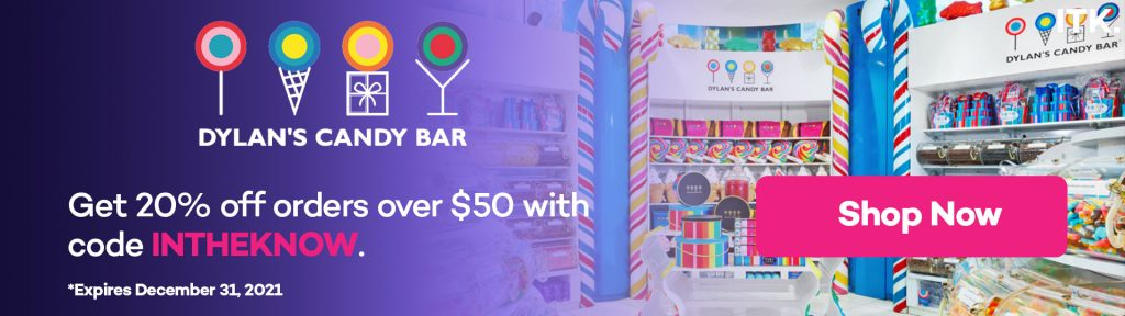 Dylan's candy bar promo code