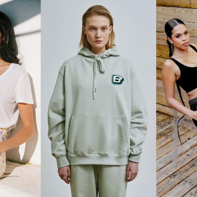 Emerging fashion brands