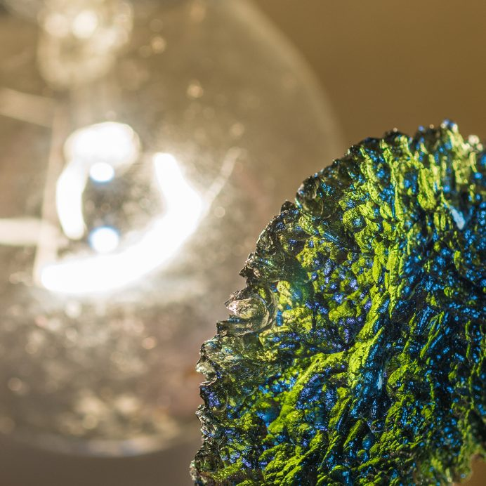 moldavite healing crystal