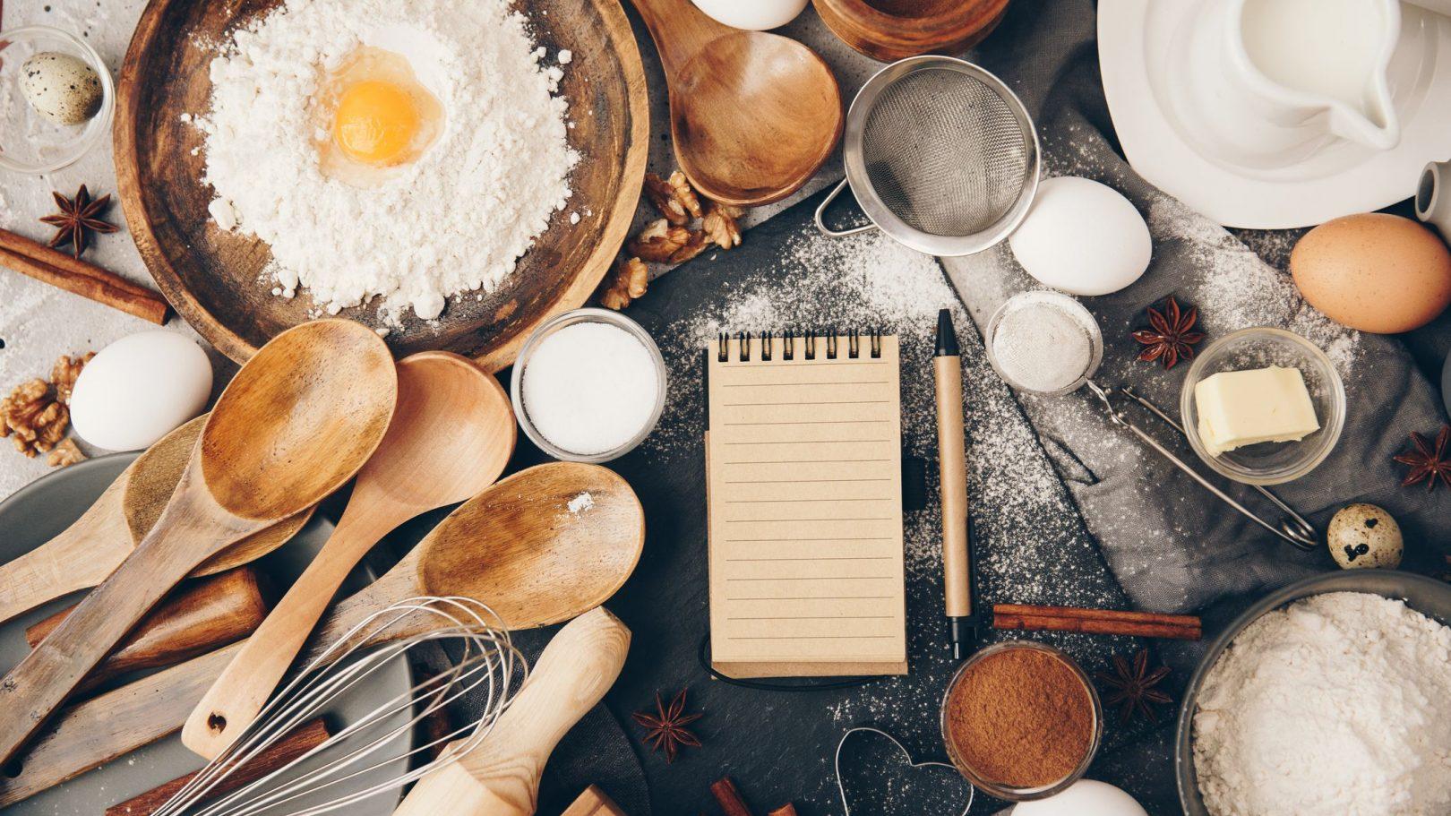 Baking material