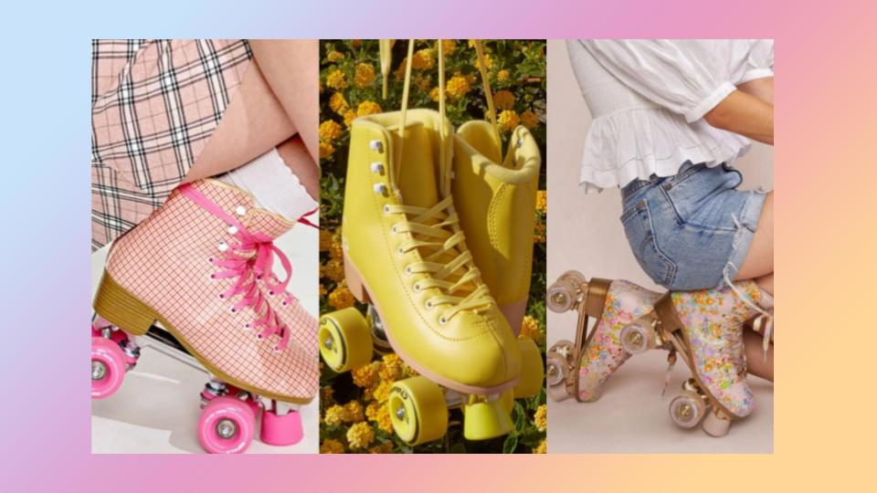 6 pairs of roller skates that are totally Insta-worthy