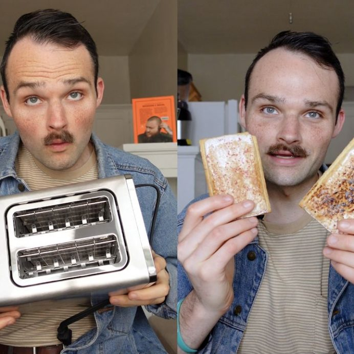 smart toaster oven