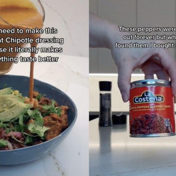 Chipotle dressing recipe