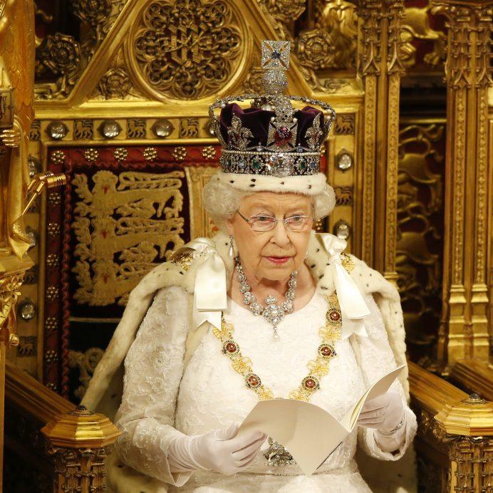 queen elizabeth wii