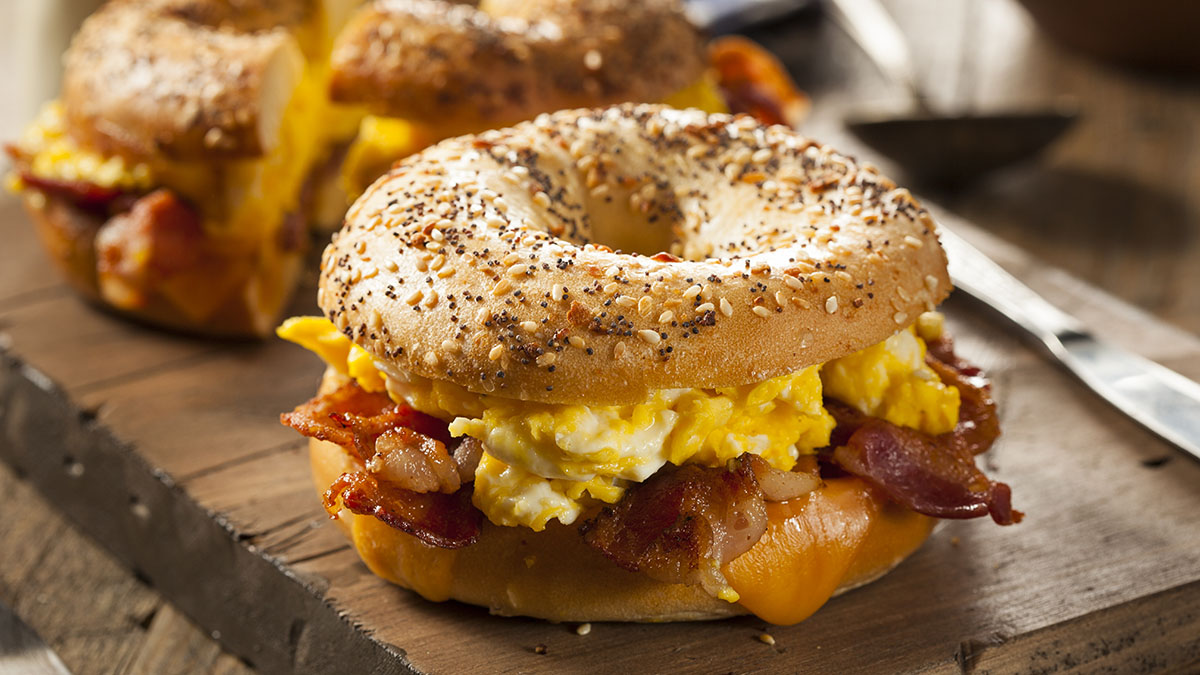 TikTok's most deliciously epic breakfast sandwiches