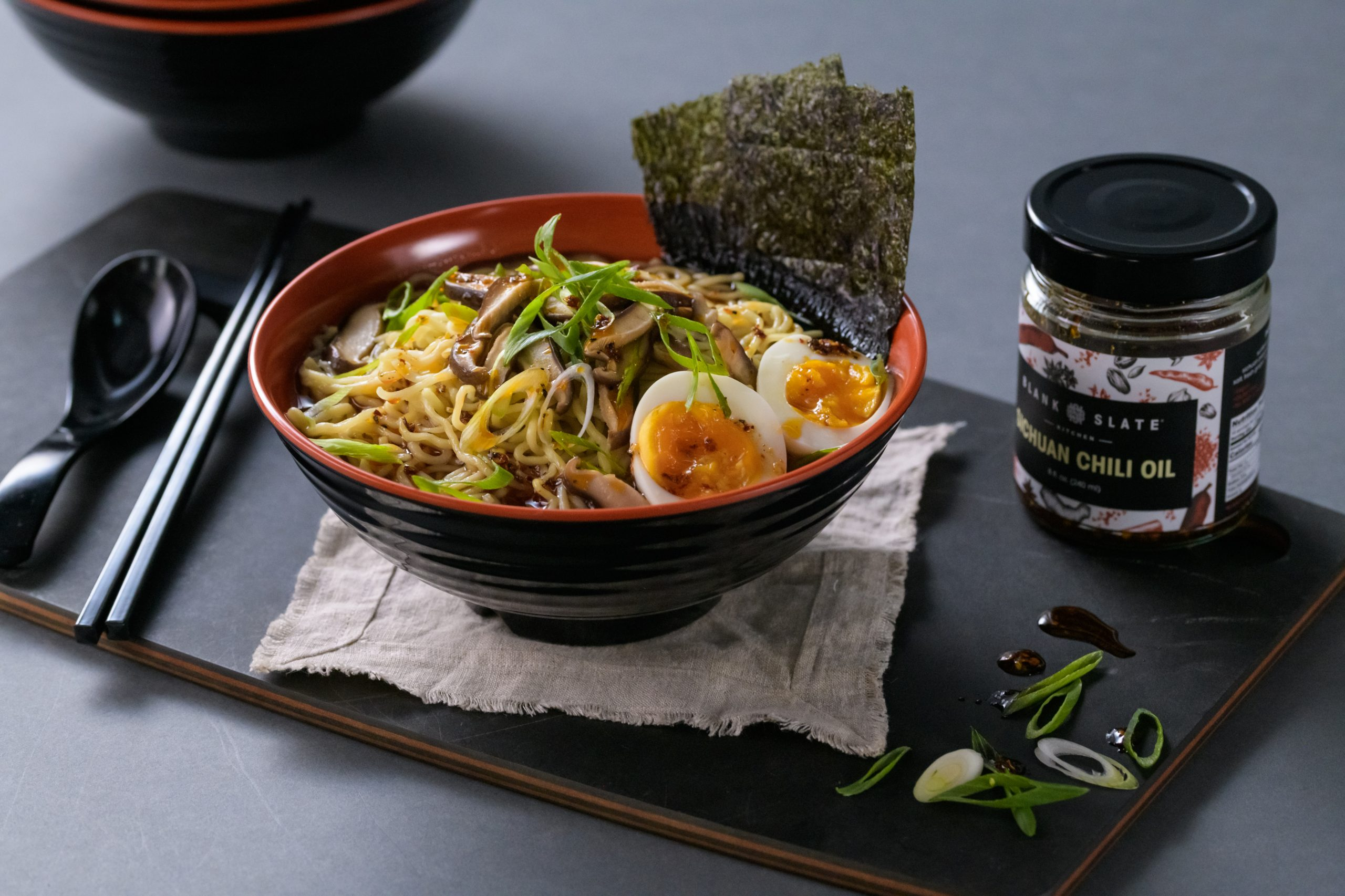 This vegetarian ramen recipe will put your college instant noodles to shame