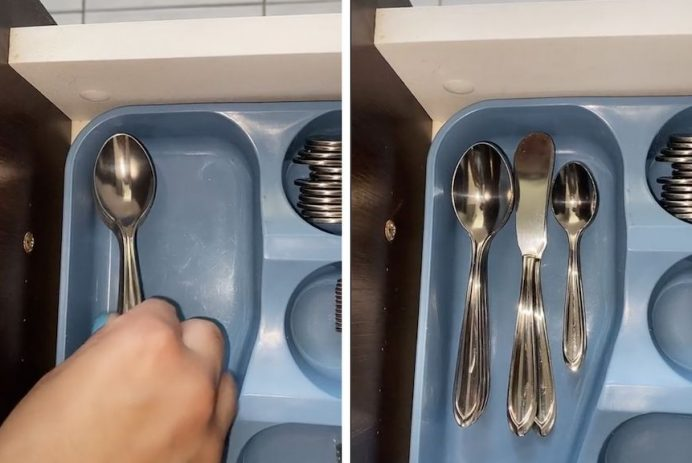 silverware drawer