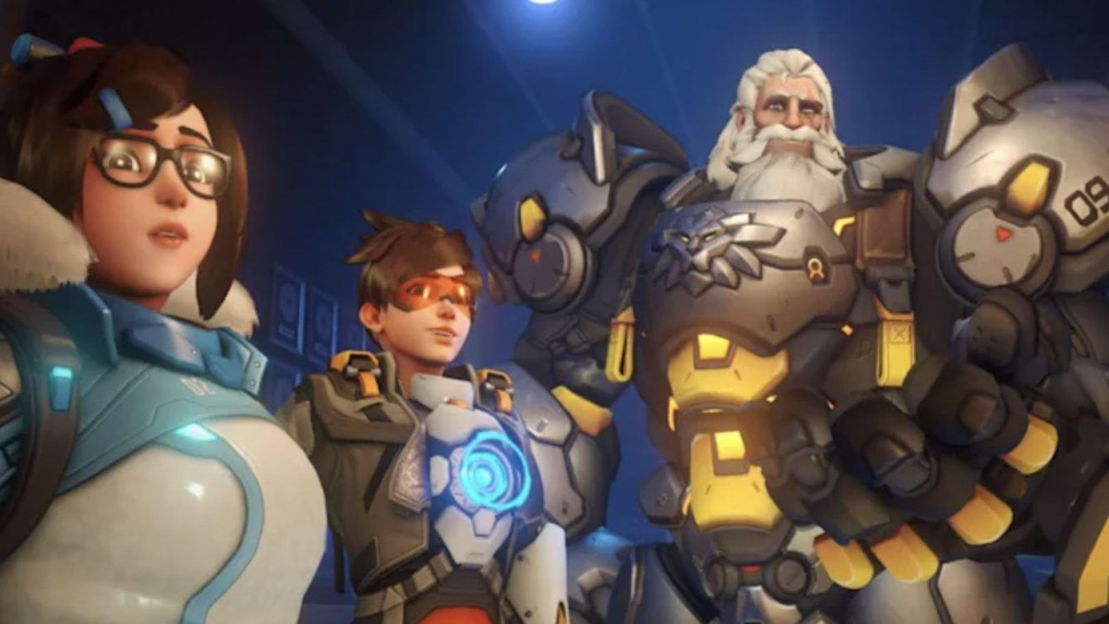 'Overwatch 2' will pit five-person teams against each other
