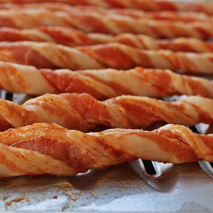 bacon twists