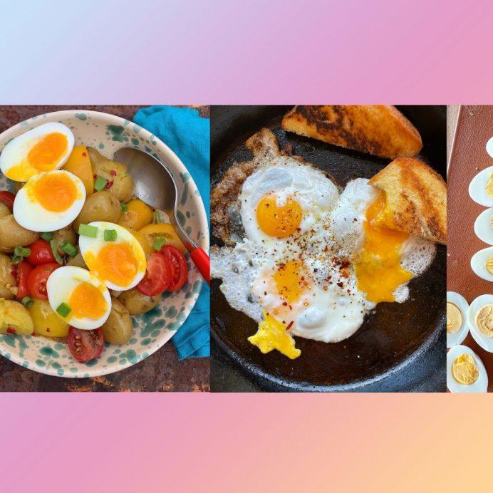Eggs 4 Ways