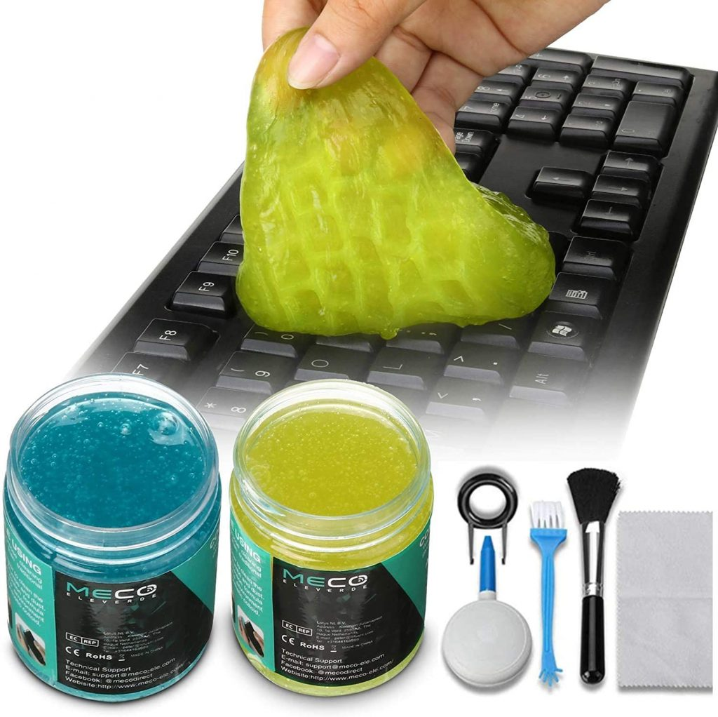 The internet cleaning gel you can use in your car, around the house, or on your computer keyboard. Prime Day kitchen deals 2021.