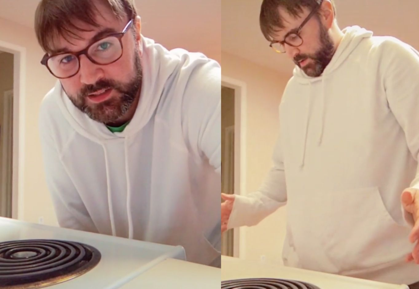 TikTokers stunned by life-changing stove cleaning hack: 'There's no way'