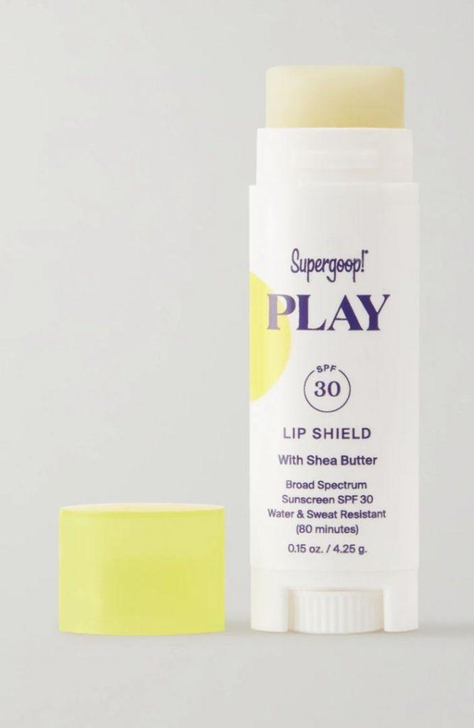 lip balms with SPF