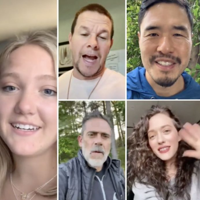 dad emails celebrities epic grad gift