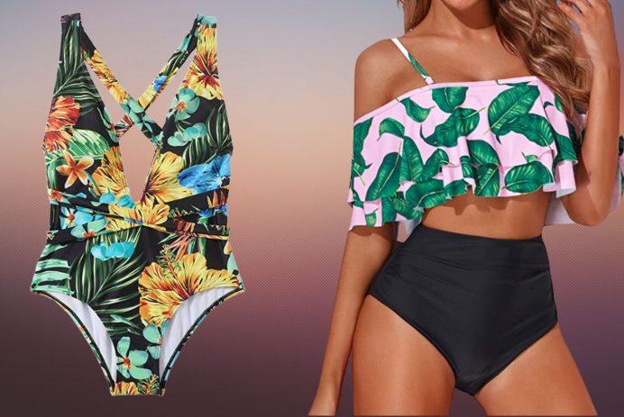 affordable amazon swimsuit
